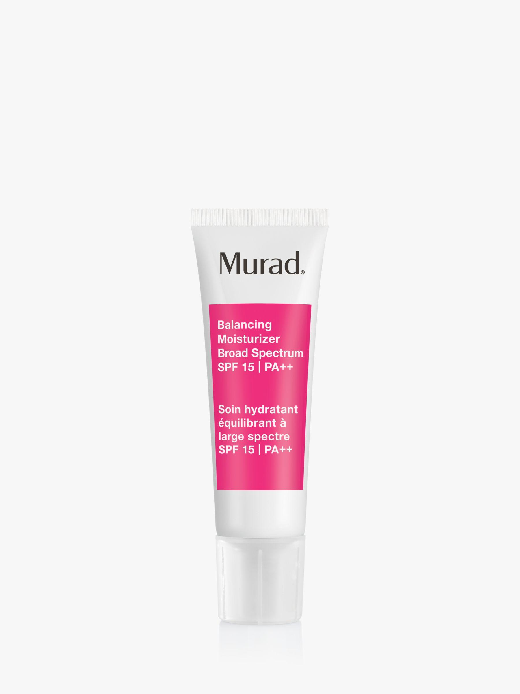 Murad Murad Balancing Moisturising Broad Spectrum 15 PA++, 50ml