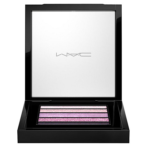 Buy MAC Veluxe Pearlfusion Shadow, Pinkluxe Online at johnlewis.com