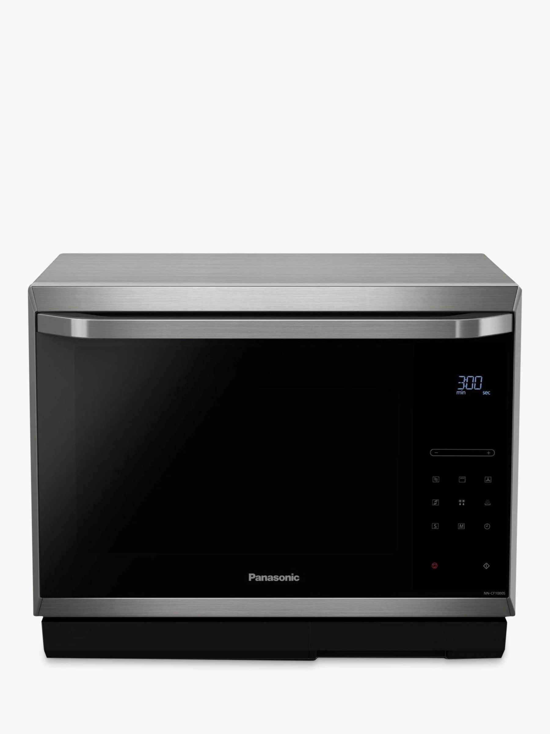 Panasonic Nn Cf873sbpq Combination Microwave Oven Stainless Steel Wiring Devices Philippines At John Lewis Partners