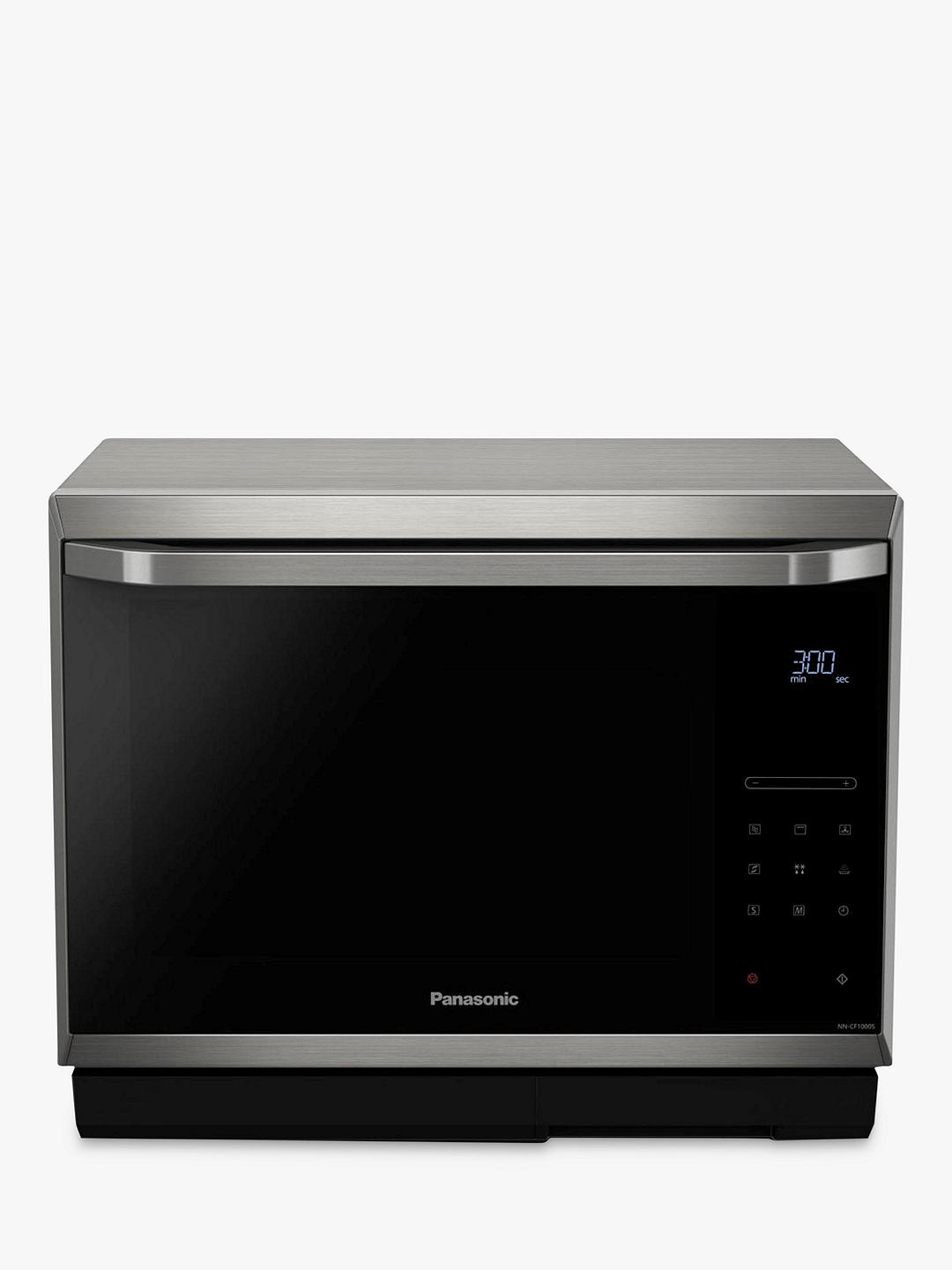 Panasonic Nn Cf873sbpq Combination Microwave Oven