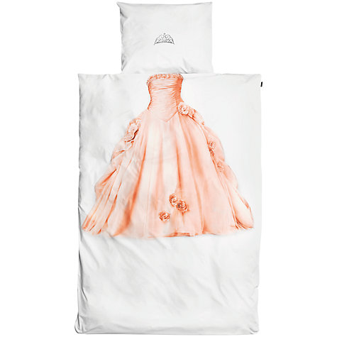 Buy Snurk Princess Single Duvet Cover and Pillowcase Set Online at johnlewis.com