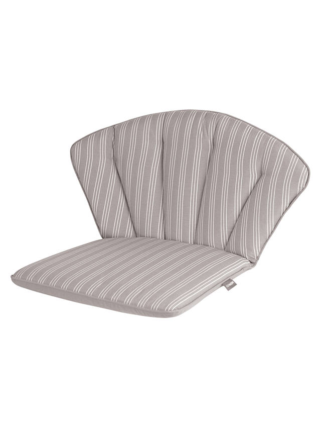 Henley By Kettler Round Chair Cushion, Round Back Outdoor Chair Pads