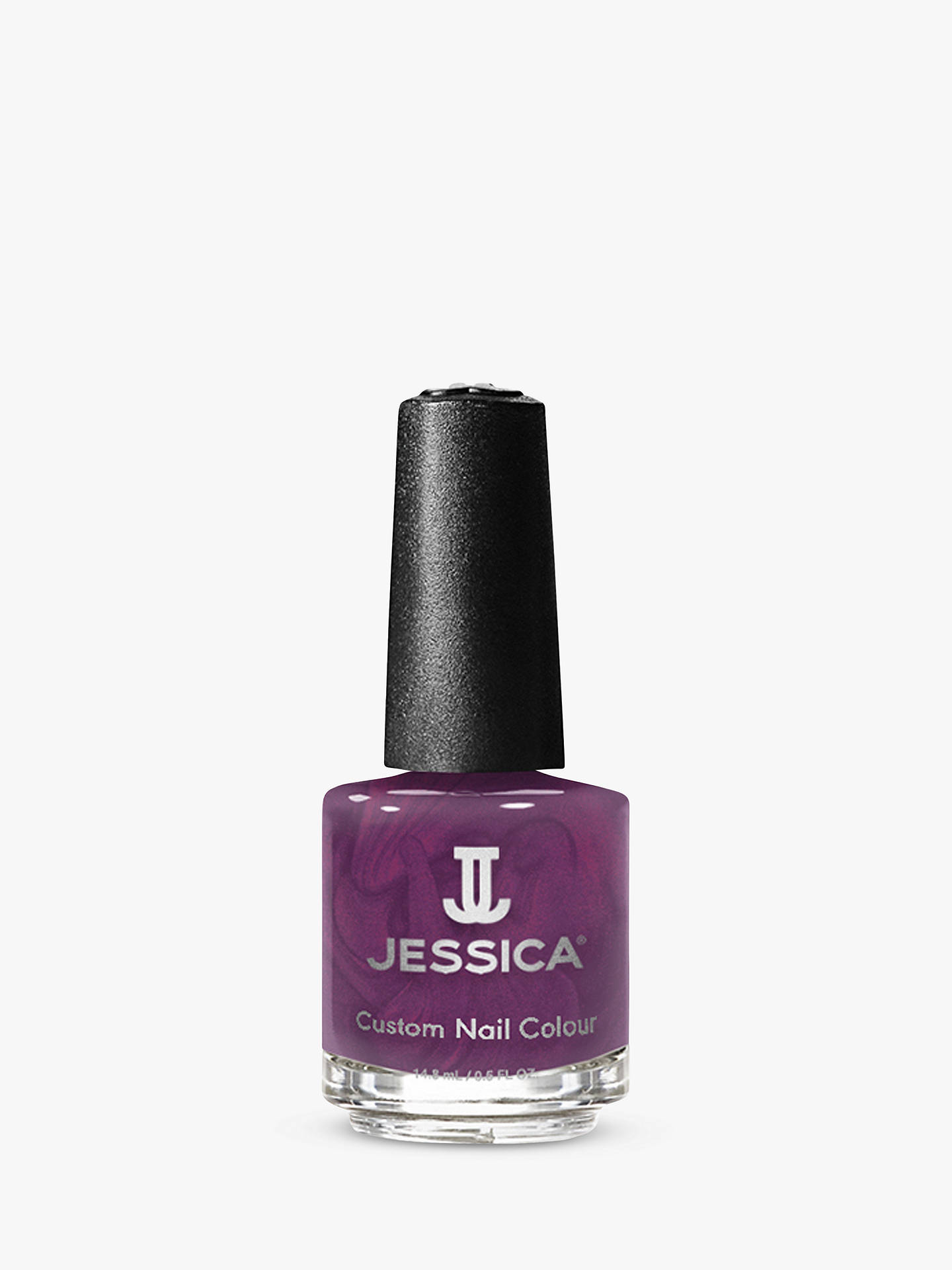 Buy Jessica Custom Nail Colour - Pinks, A Night at the Opera, Opening Night Online at johnlewis.com