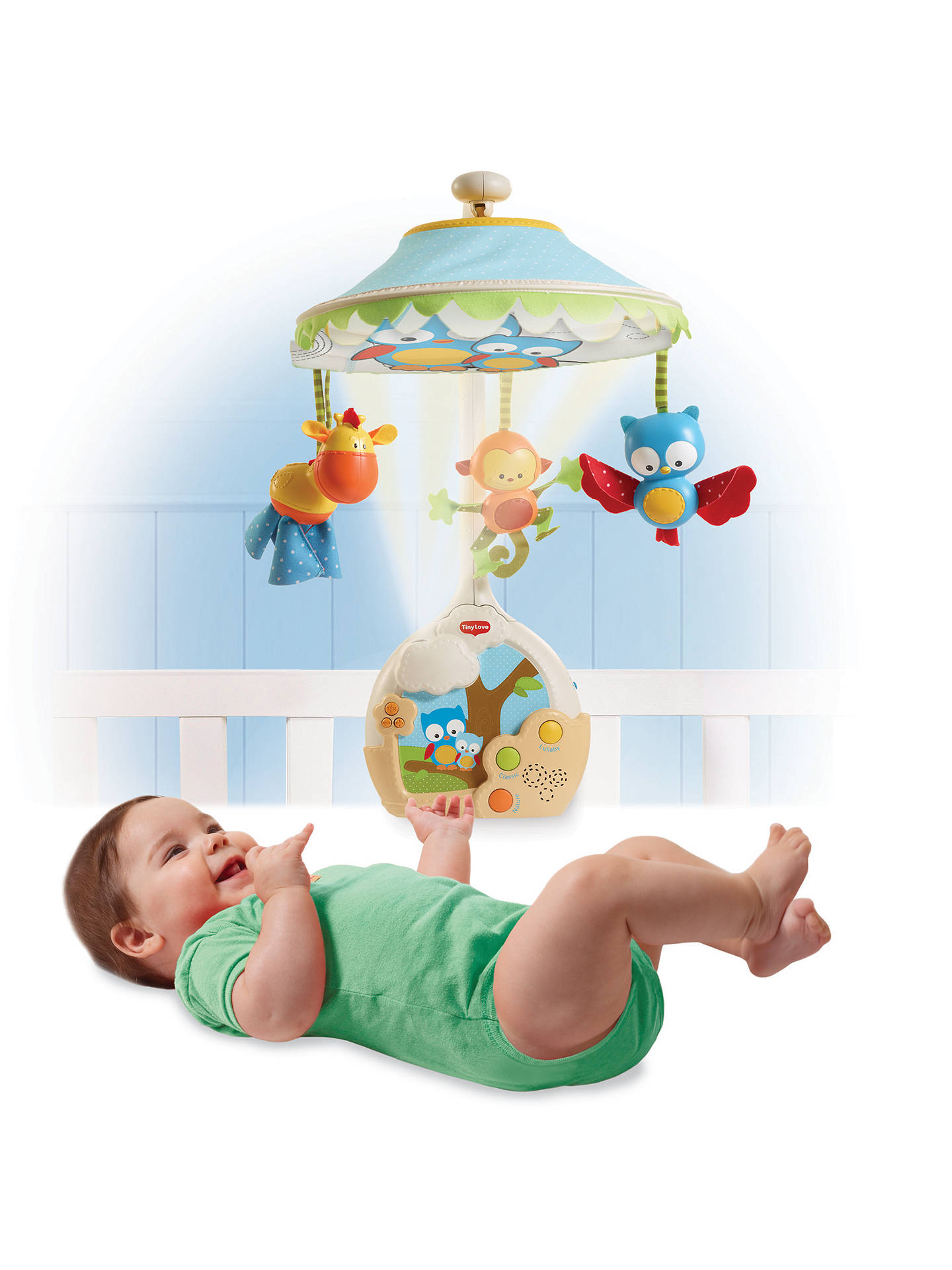 Buy Tiny Love Magical Night Mobile Online at johnlewis.com
