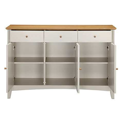 Buy John Lewis Alba Wide Sideboard Online at johnlewis.com