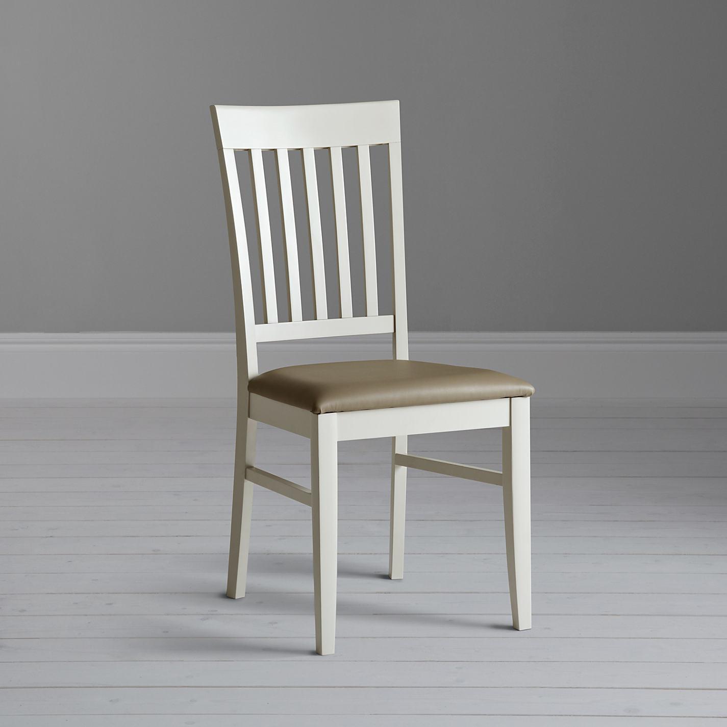 Buy John Lewis Alba Slat Back Dining Chair | John Lewis