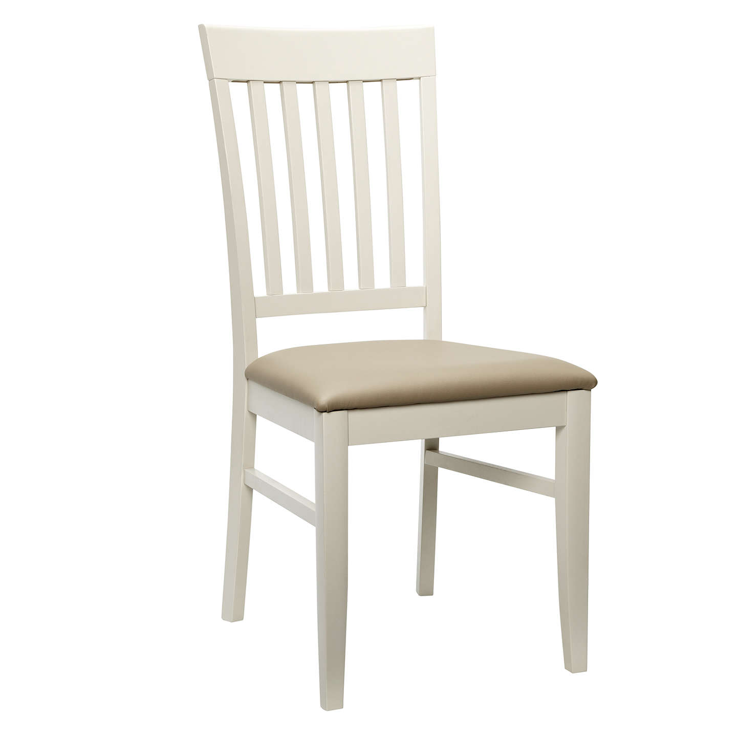 John Lewis Alba Slat Back Dining Chair At John Lewis