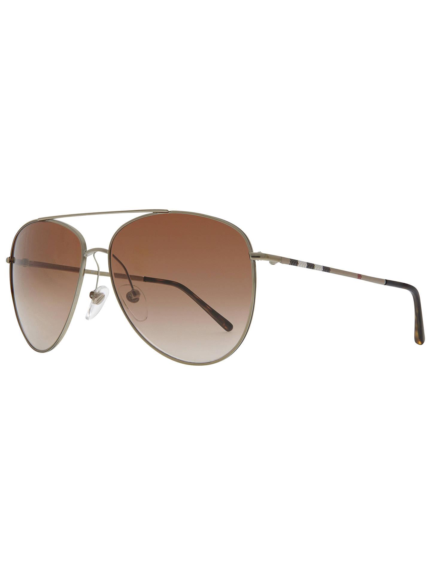 3d501741207 Buy Burberry BE3072 Aviator Sunglasses