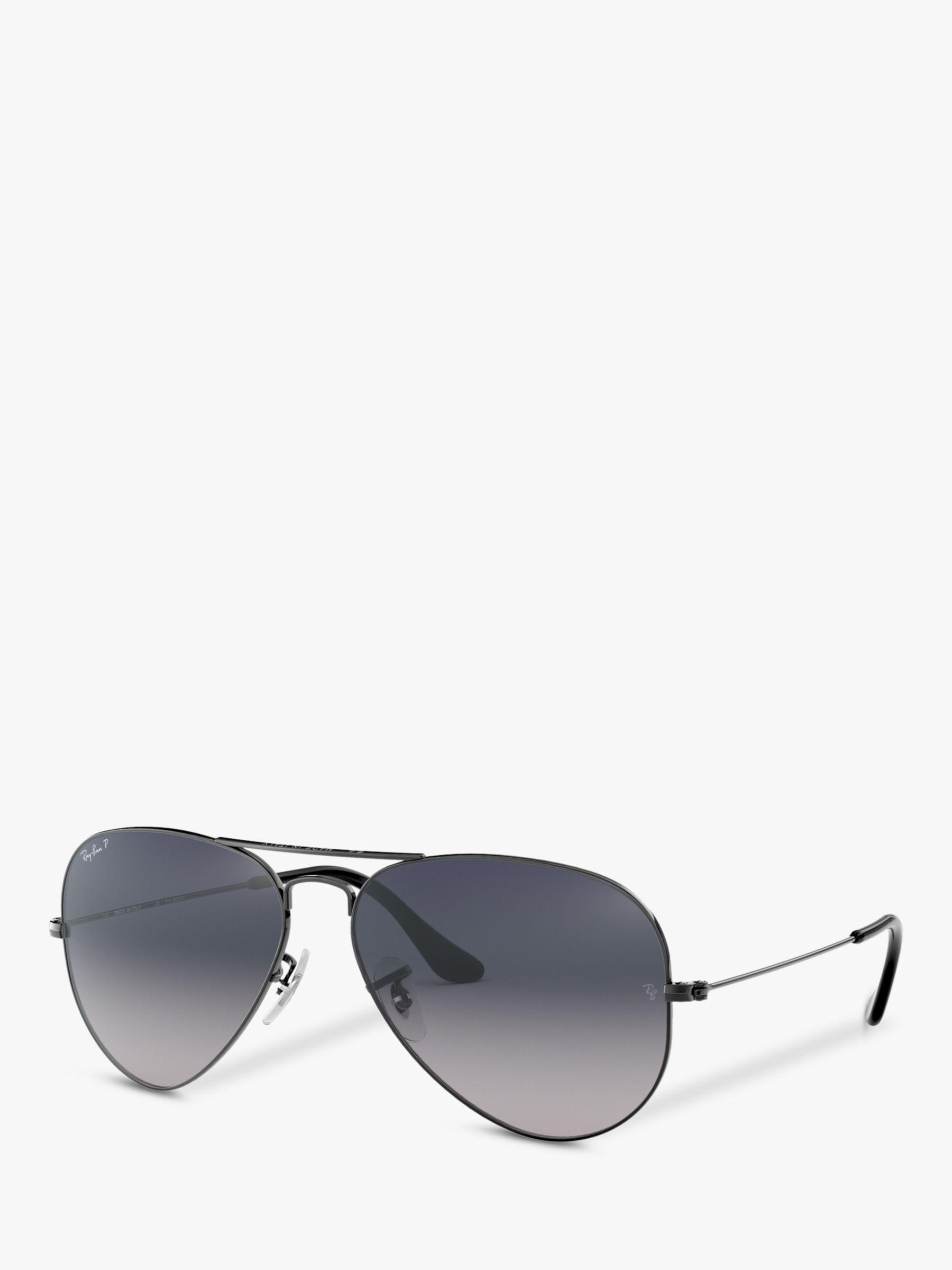 Ray-ban Ray-Ban RB3025 004/78 Aviator Sunglasses, Gunmetal