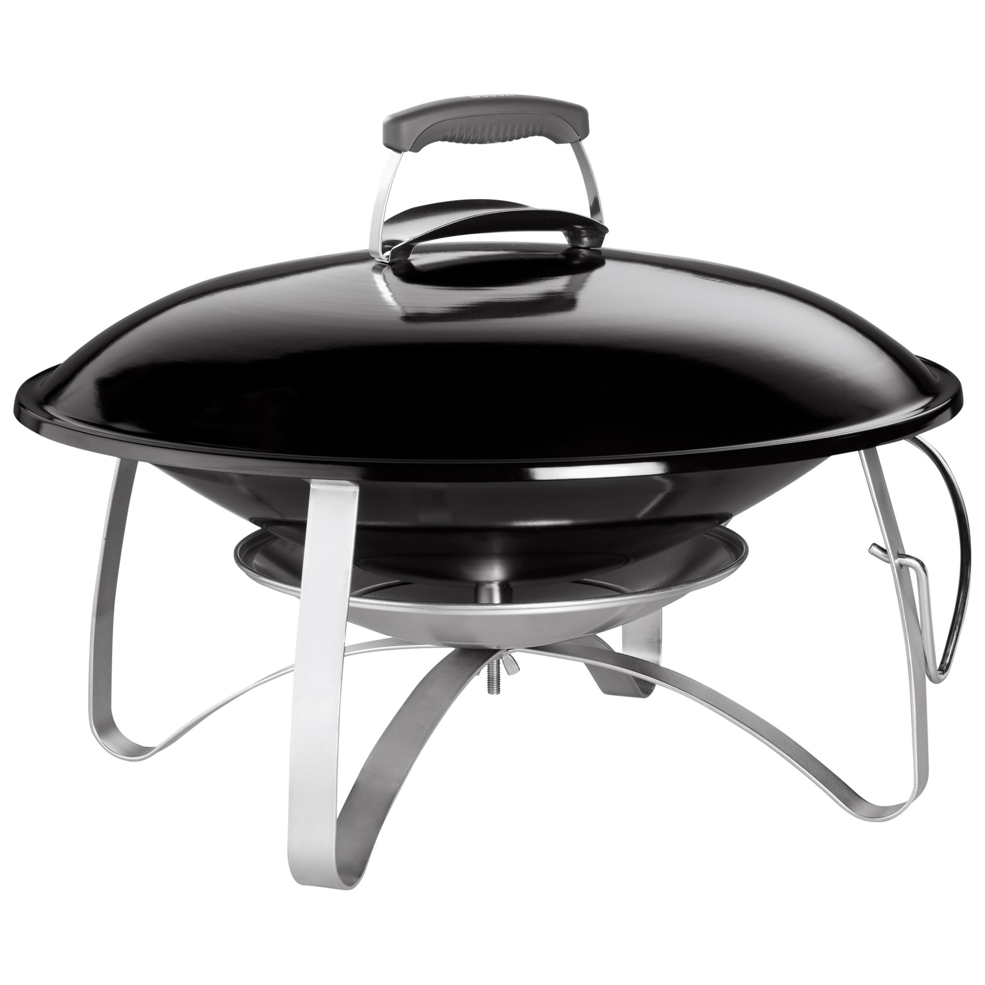 Weber Weber Outdoor Firepit, Black
