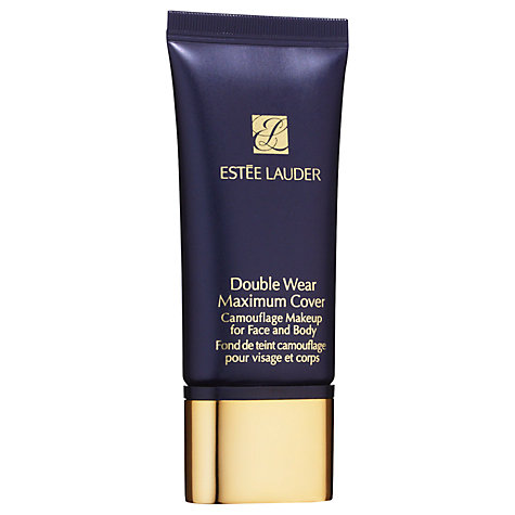 Buy Estée Lauder Double Wear Maximum Cover Camouflage Makeup for Face and Body Online at johnlewis.com
