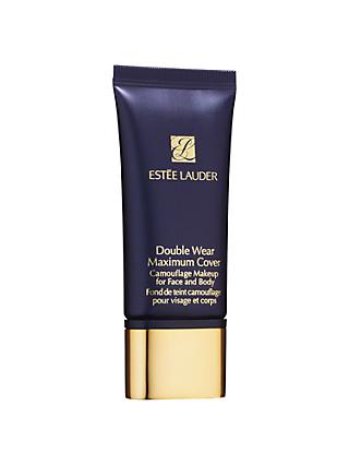 Estée Lauder Double Wear Maximum Cover Camouflage Makeup for Face and Body