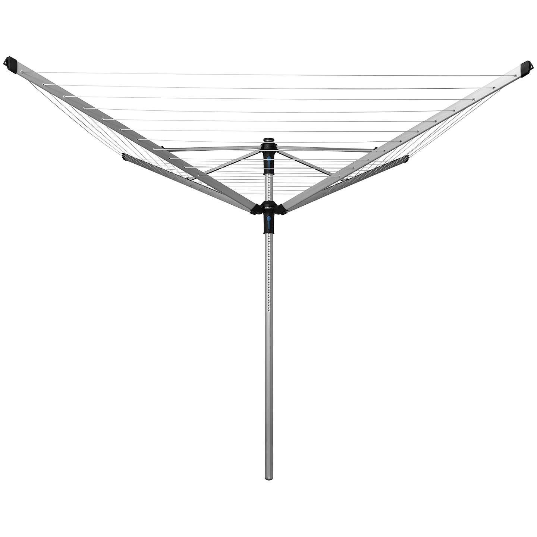 brabantia lift o matic advance rotary clothes outdoor. Black Bedroom Furniture Sets. Home Design Ideas