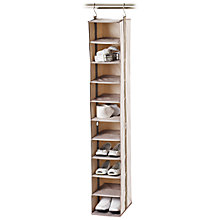 Buy neatfreak closetMAX Greystone Collection 10 Shelf Organiser Online at johnlewis.com