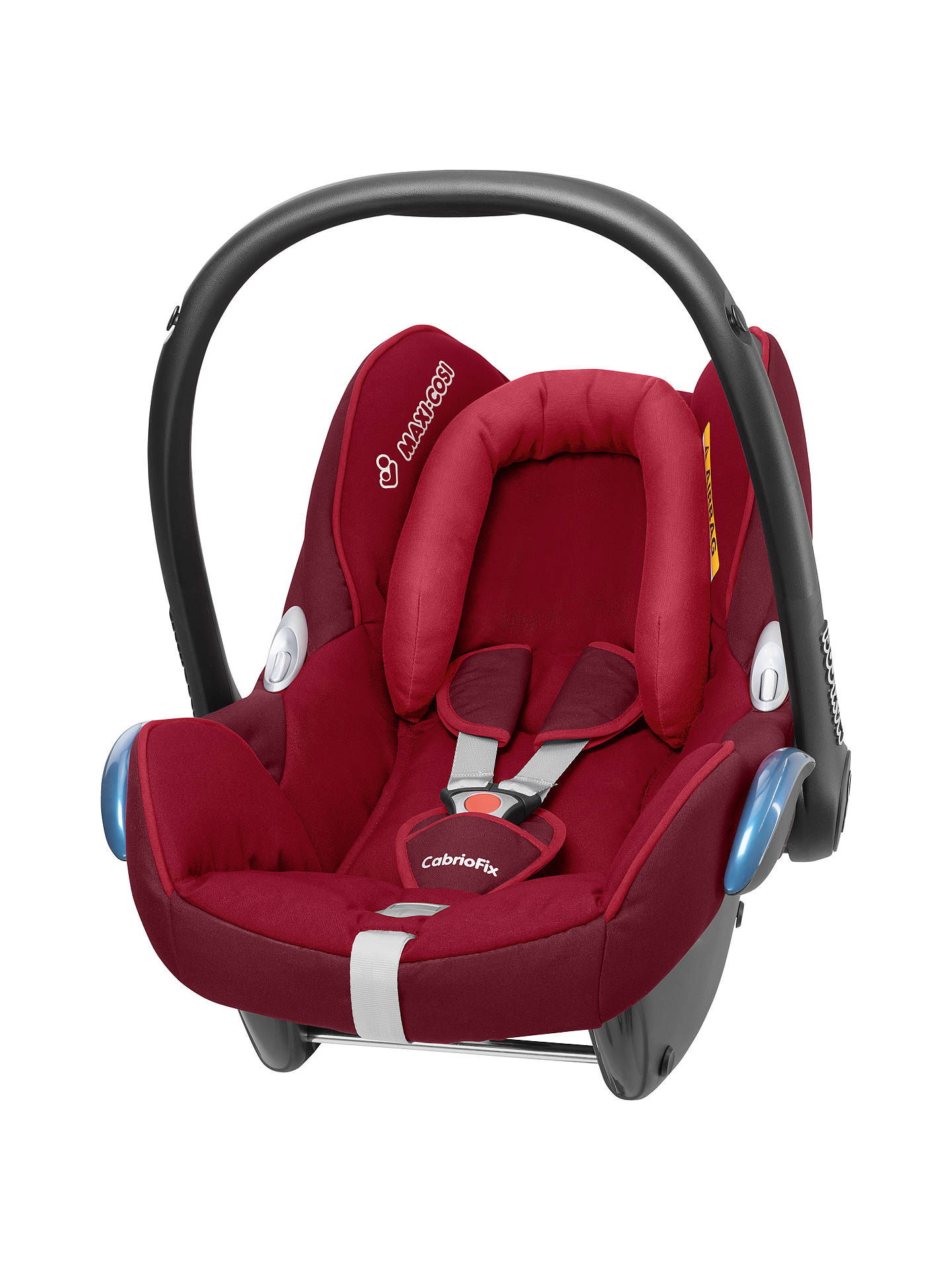 Maxi Cosi Cabriofix Infant Carrier Raspberry Red At John Lewis
