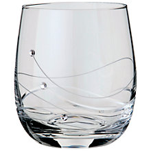 Buy Dartington Crystal Glitz Tumblers, Set of 2 Online at johnlewis.com