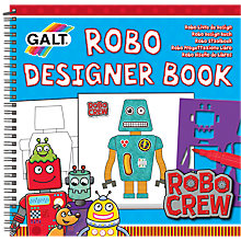 Buy Galt Robo Designer Book Online at johnlewis.com