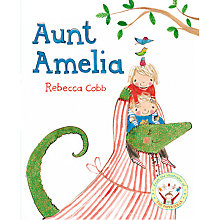 Buy Aunt Amelia Book with Lizard Online at johnlewis.com