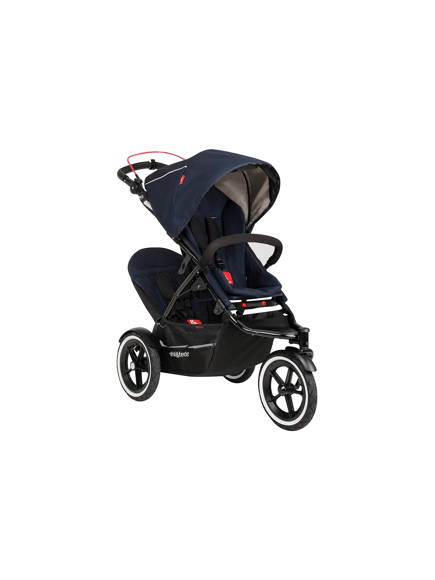 Phil Teds Sport 2 Pushchair Mid Blue