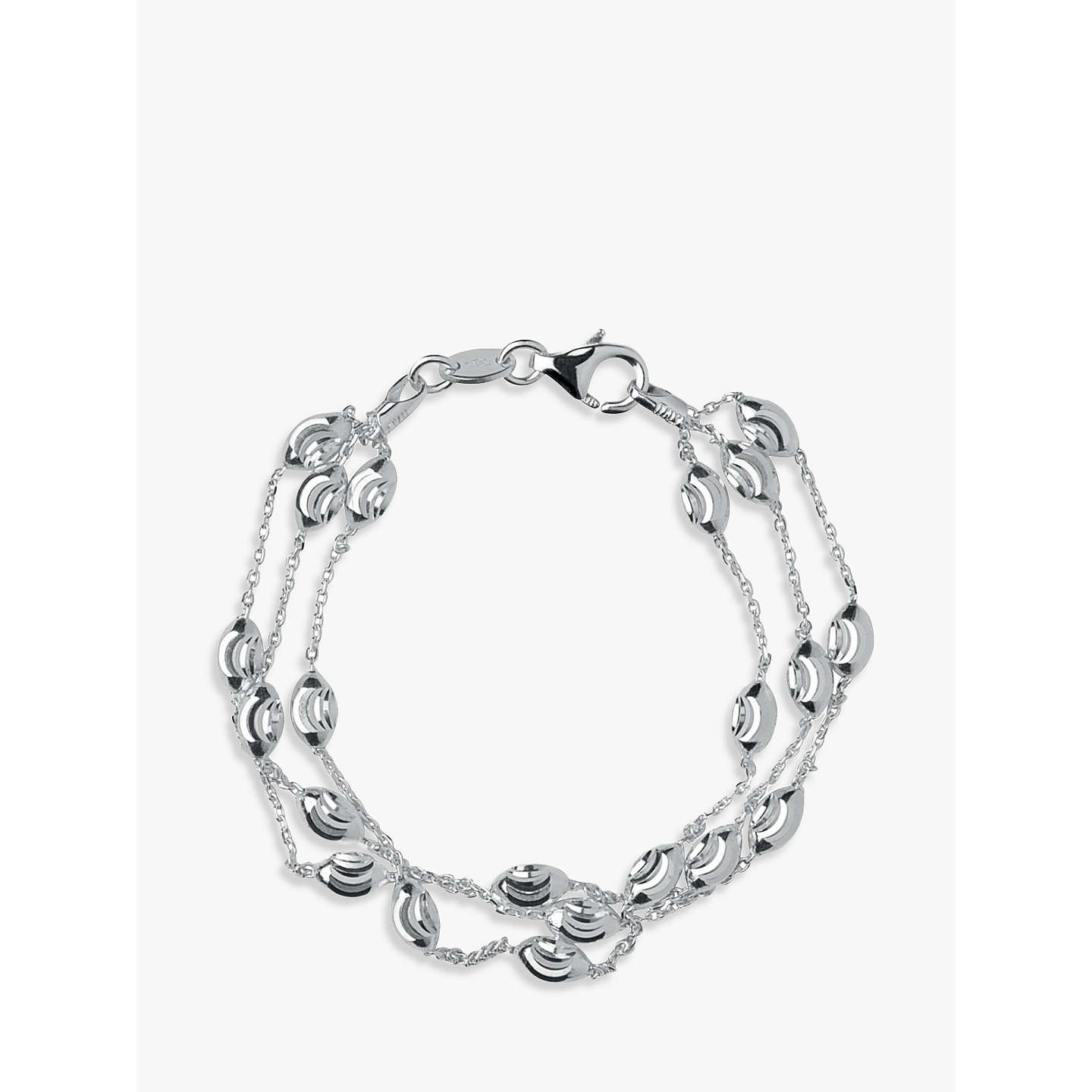 Links of London Essentials Sterling Silver Beaded Chain 3