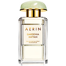 Buy AERIN Gardenia Rattan Eau de Parfum, 50ml Online at johnlewis.com