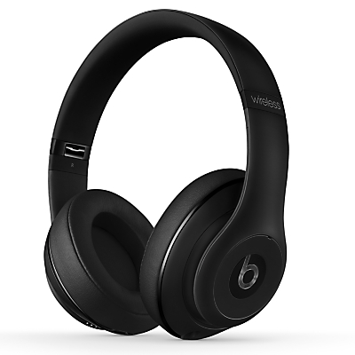 Beats™ by Dr. Dre™ Studio Wireless Noise Cancelling Full-Size Bluetooth Headphones with Mic/Remote