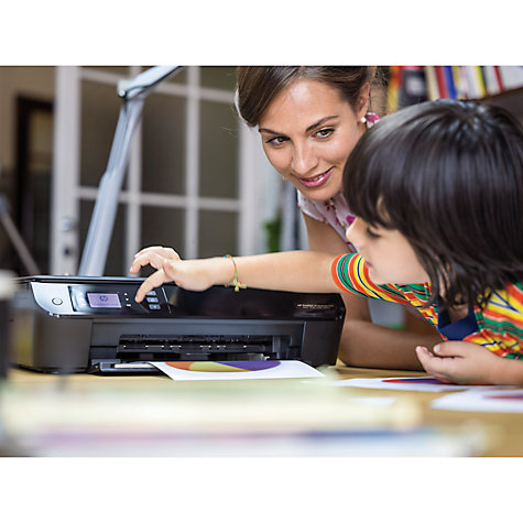 Buy HP ENVY 4500 All-in-One Wireless Printer, HP Instant Ink Compatible Online at johnlewis.com