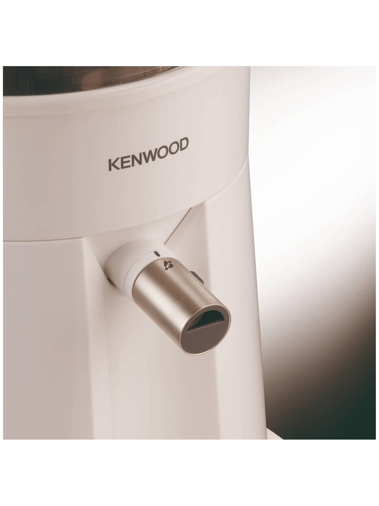 Kenwood JE720 Juicer, White at John