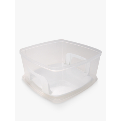 Novo Housewares 2-Level Cake Storage Container with Lifter
