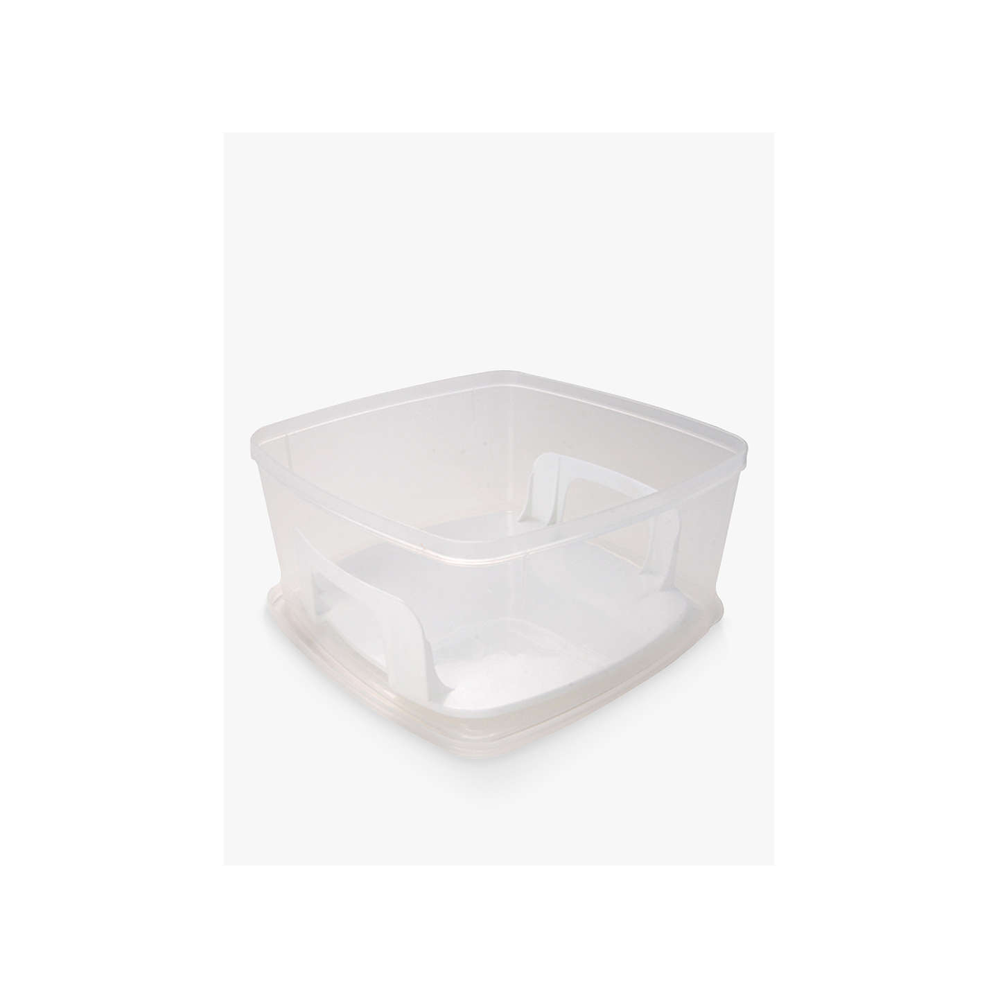 Novo housewares 2 level cake storage container with lifter for Decor 6l container