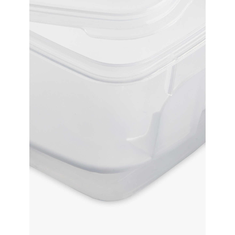 Decor  Level Cake Storage Container