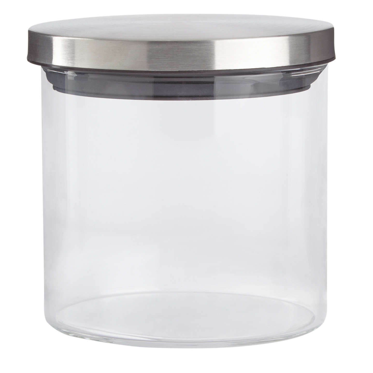 Buyhouse By John Lewis Glass Storage Jar, Small Online At