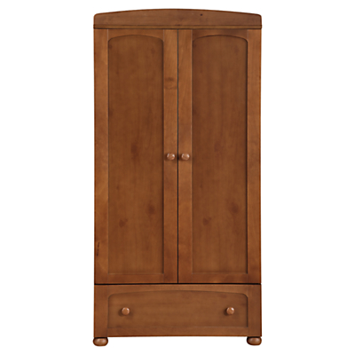 John Lewis & Partners Rachel Wardrobe, Dark Antique
