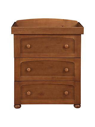 Rachel Dark Antique Dresser & Wardrobe Bundle