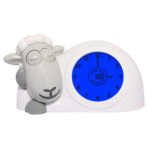 Buy Cheeky Rascals Zazu Sam Sheep Clock Trainer Online at johnlewis.com