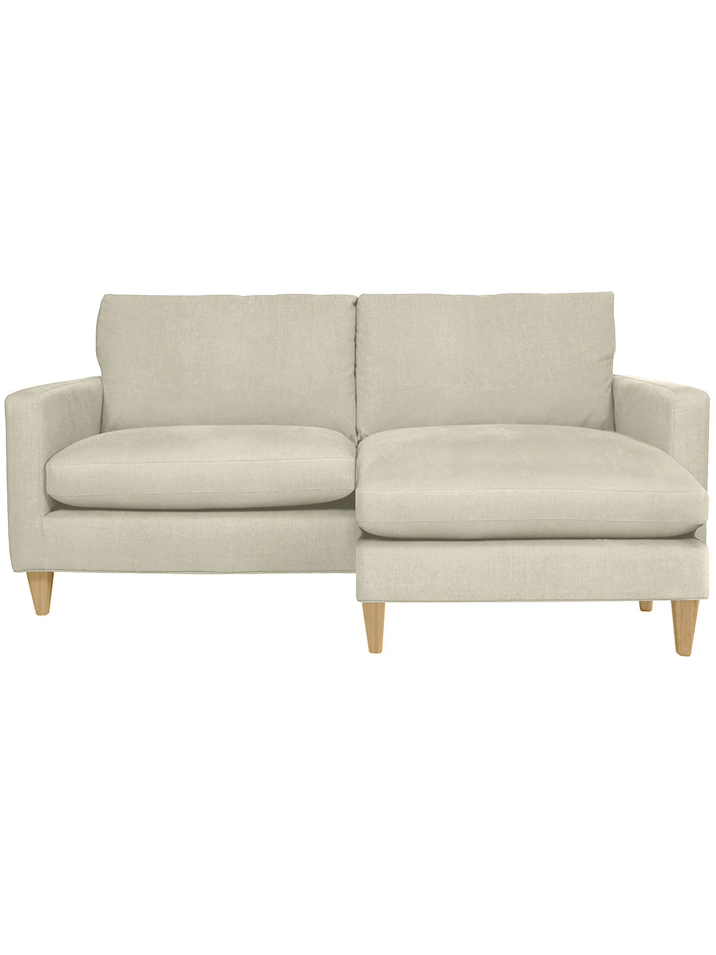Groovy John Lewis Bailey Rhf Loose Cover Chaise End Sofa Price Alphanode Cool Chair Designs And Ideas Alphanodeonline