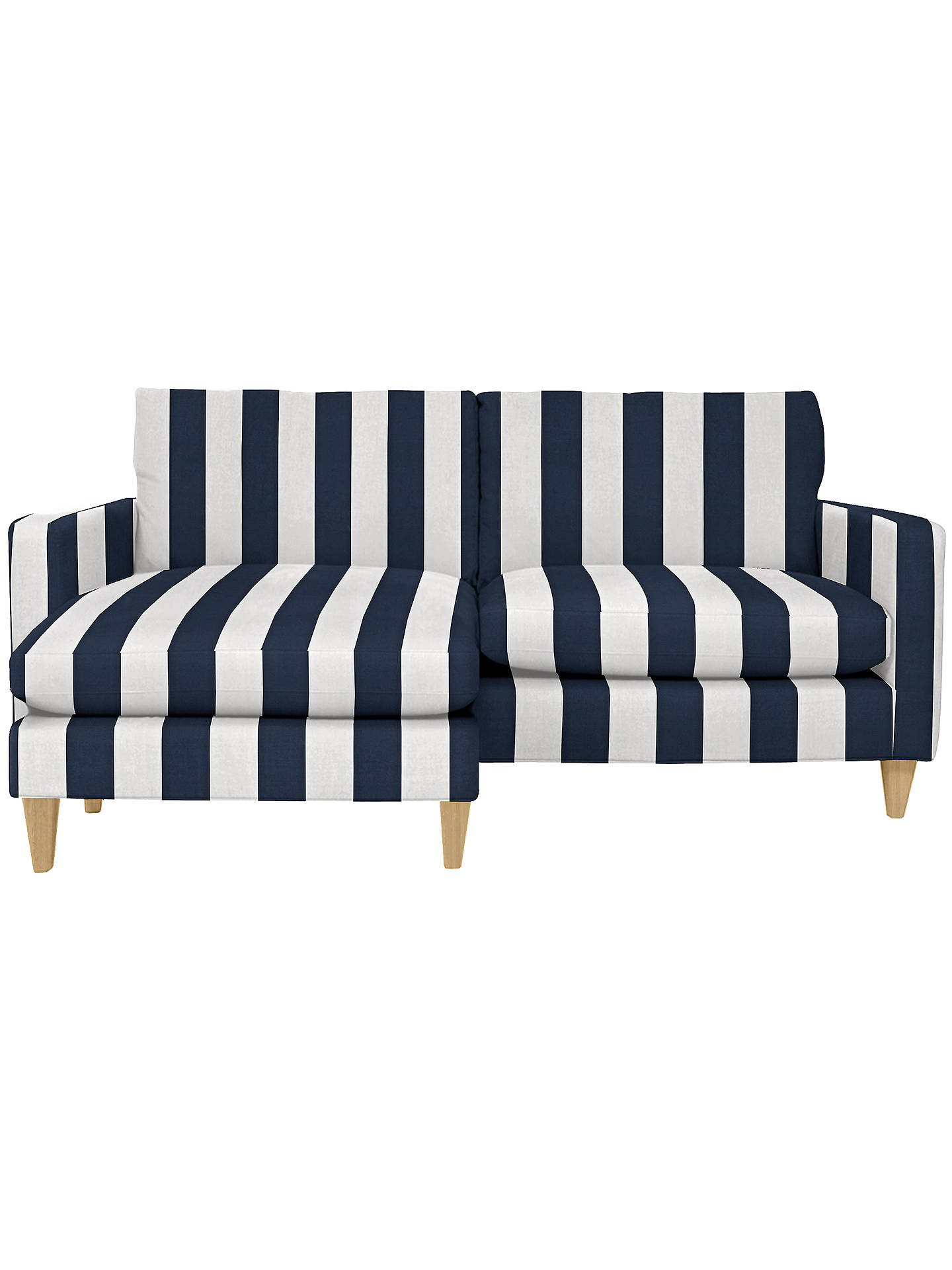 Pleasant John Lewis Bailey Lhf Loose Cover Chaise End Sofa Price Alphanode Cool Chair Designs And Ideas Alphanodeonline