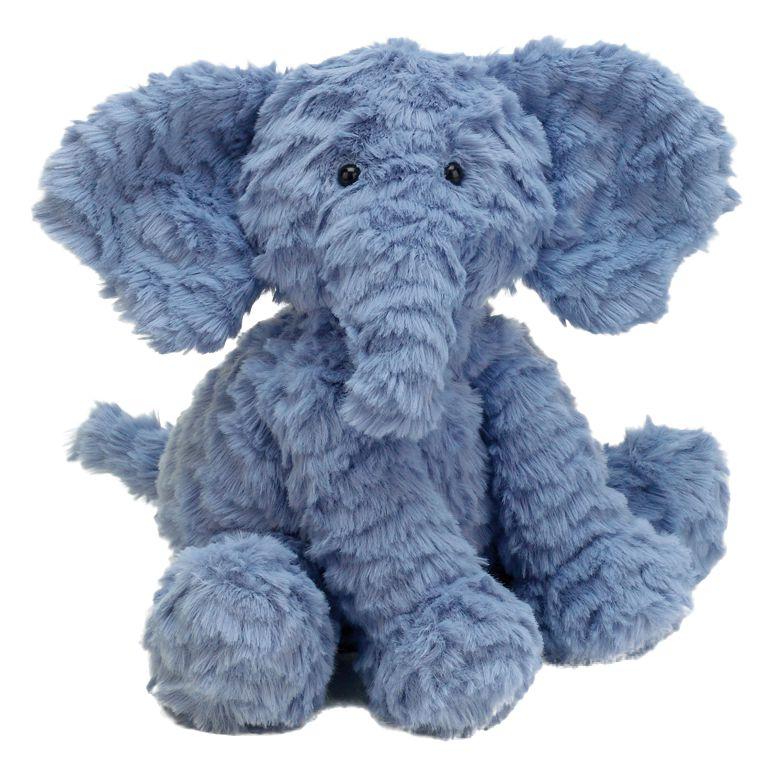 Jellycat Jellycat Fuddlewuddle Elephant Soft Toy, Medium