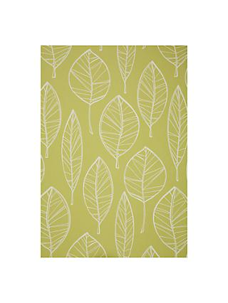 John Lewis & Partners Aspen Wallpaper, Fennel