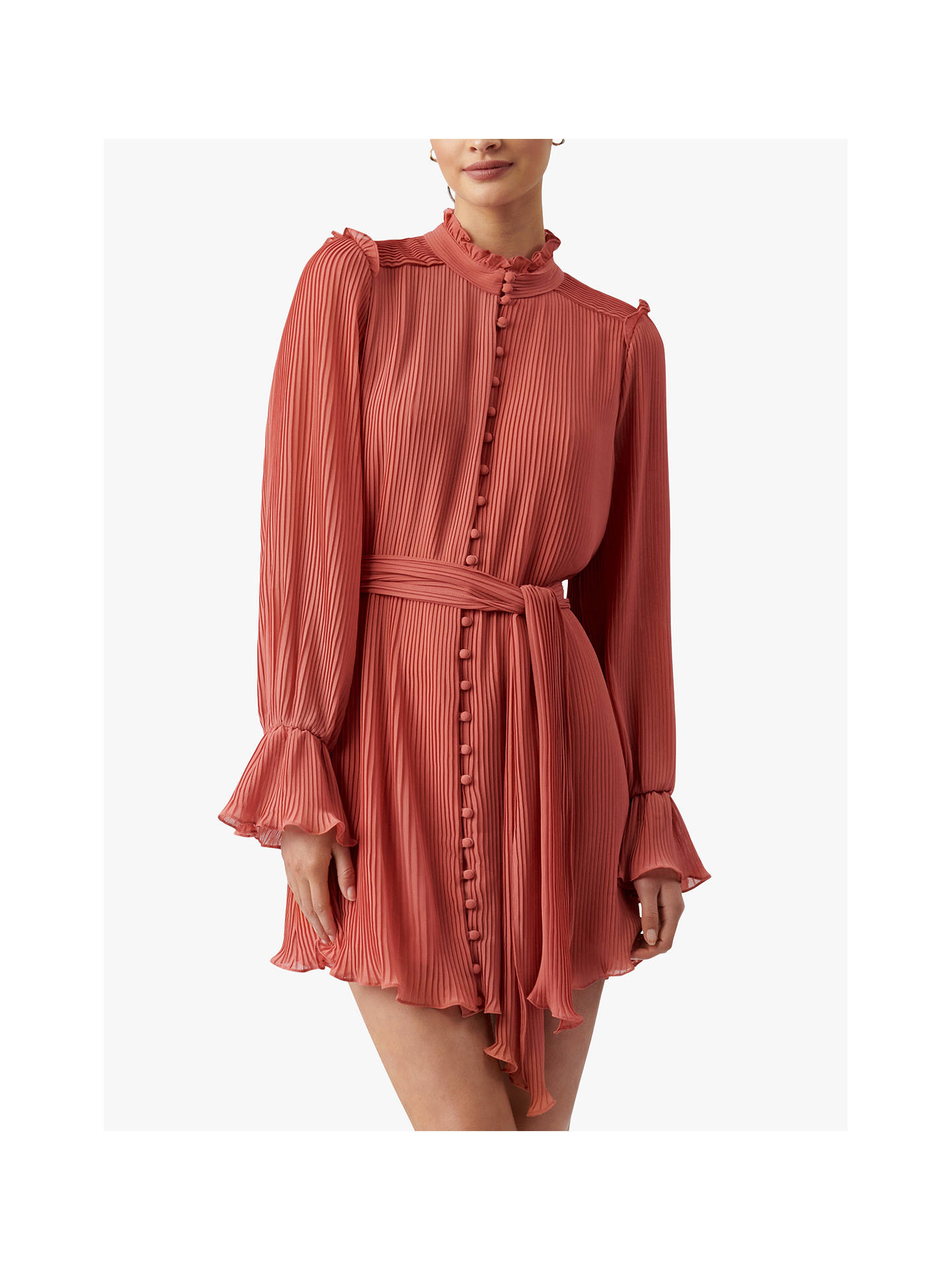 5f3857273 Buy Jools by Jenny Brown Round Pavé and Diamond Cut Cubic Zirconia Stud  Earrings Online at