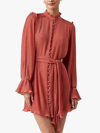 Jools by Jenny Brown Round Pavé and Diamond Cut Cubic Zirconia Stud Earrings