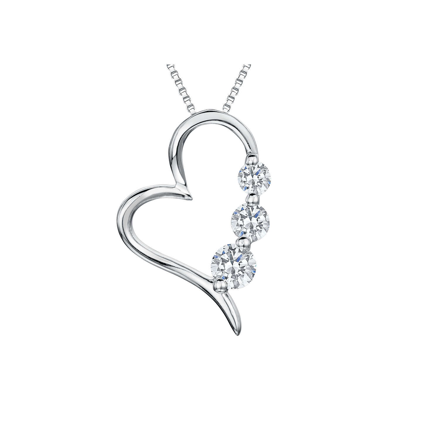 initial shaped v heart initials loading in pendant silver zoom necklace sterling