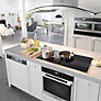 Buy Miele G6515 Sci XXL Semi Integrated Dishwasher, Clean Steel Online at johnlewis.com