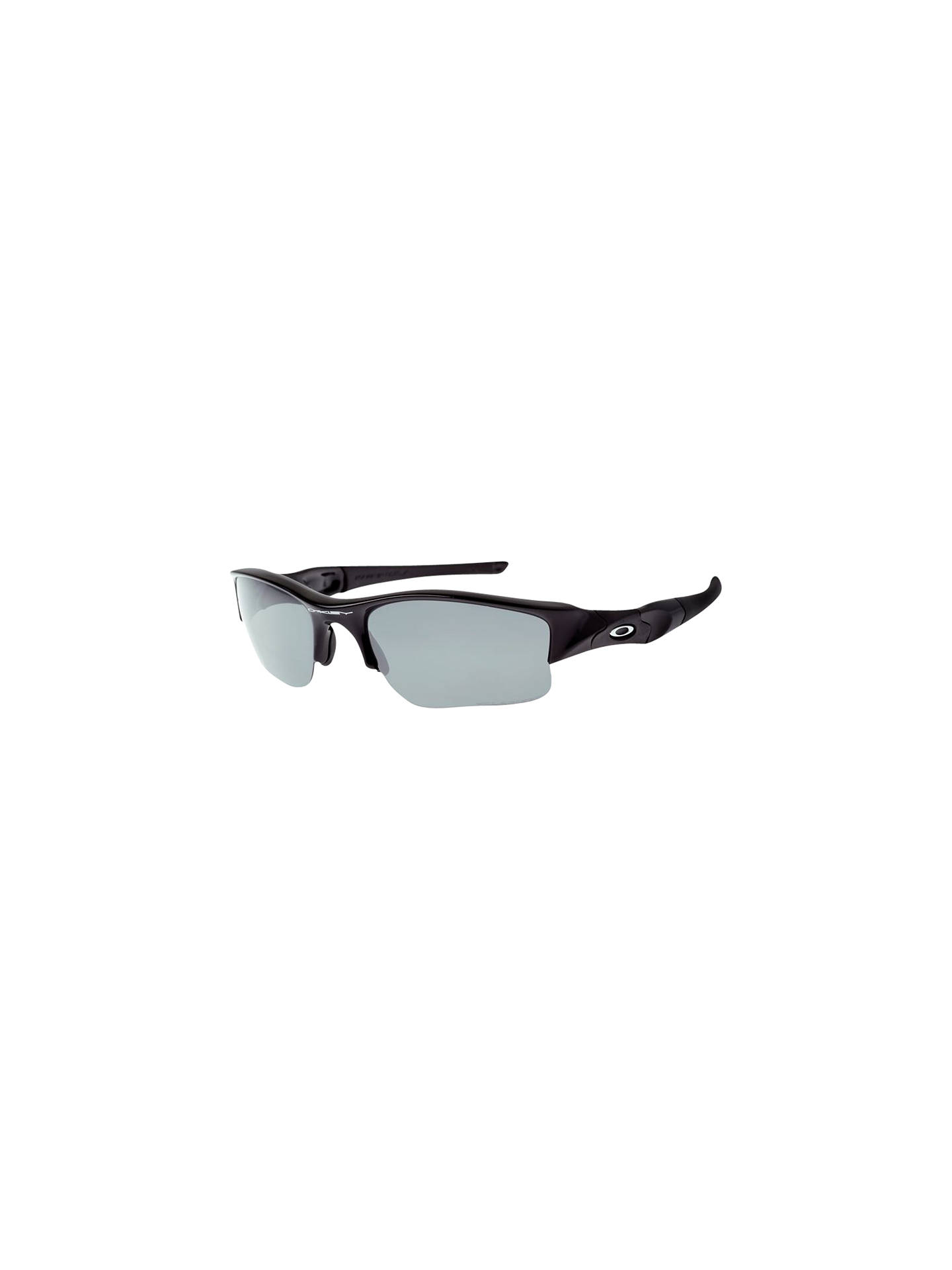 Oakley OO9011 Flak Jacket XLJ Polarised Wrap Around Sunglasses ... 129705fb858