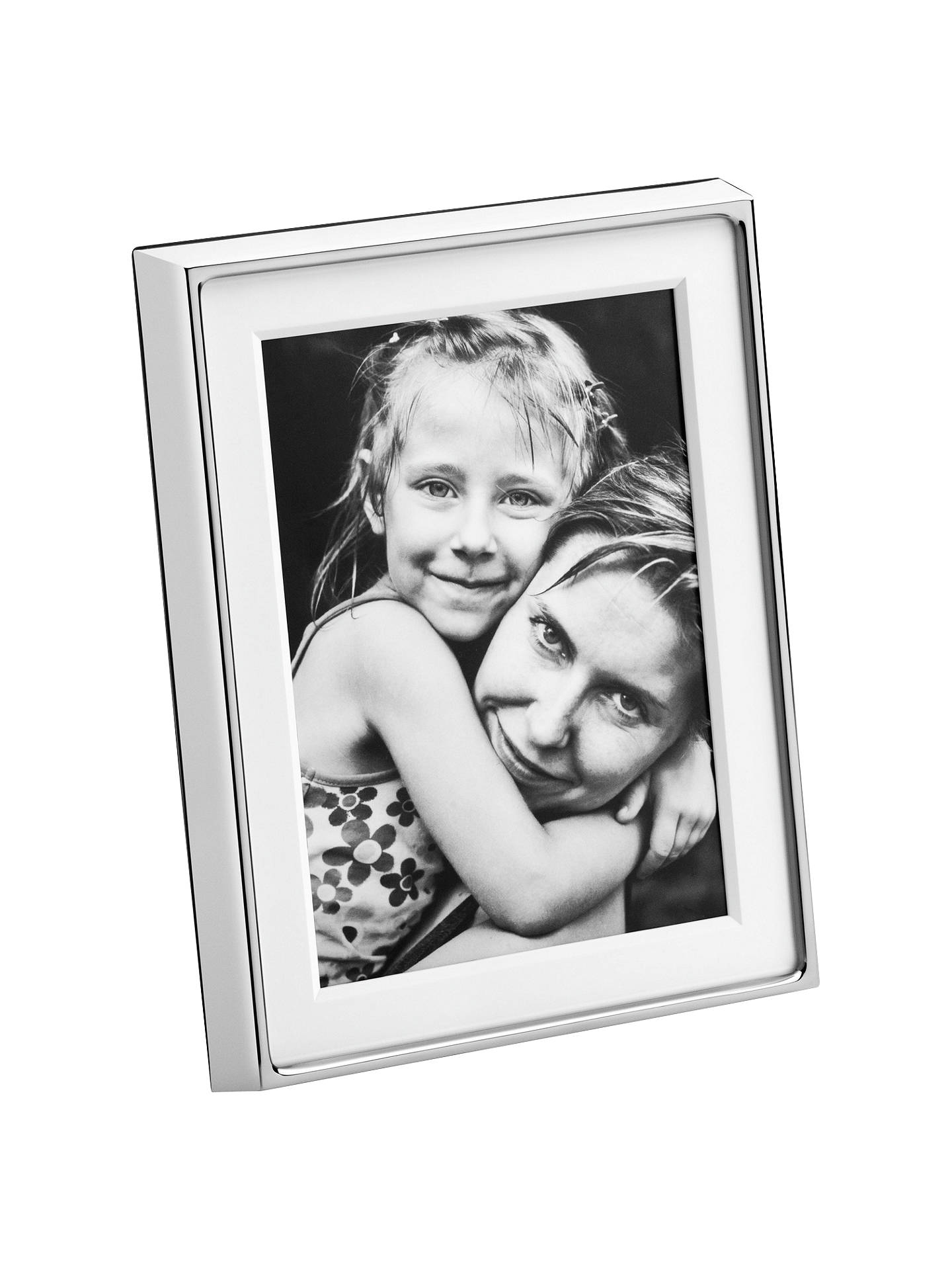 Georg Jensen Deco Picture Frame, 5 x 7\