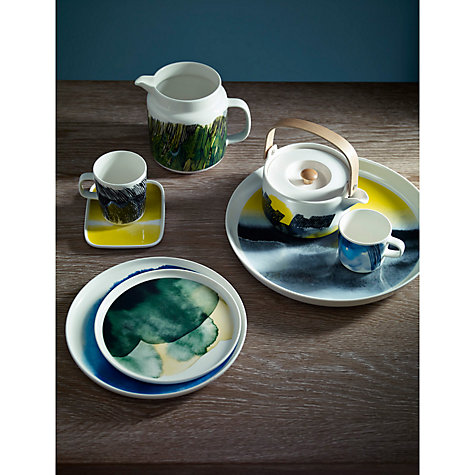 Buy Marimekko Weather Diary Plate, L15 x W12cm Online at johnlewis.com