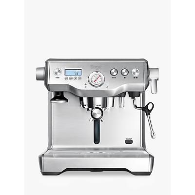 Sage by Heston Blumenthal the Dual Boiler™ Espresso Coffee Machine