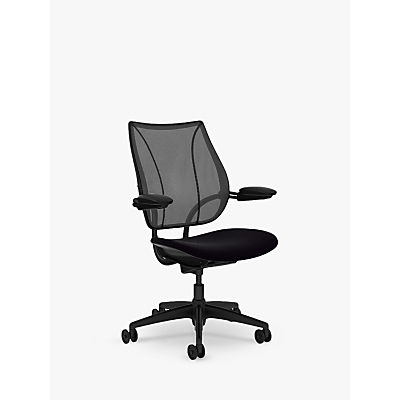 Product photo of Humanscale liberty office chair black