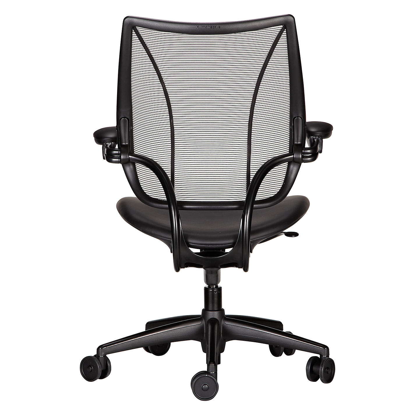 Humanscale Liberty Office Chair Black Online At Johnlewis