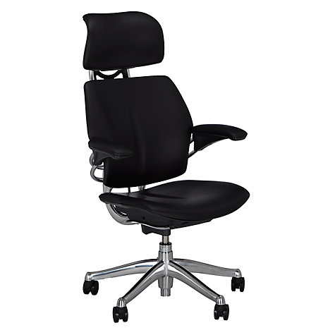 office chairs john lewis. buy humanscale freedom office chair with headrest online at johnlewiscom chairs john lewis